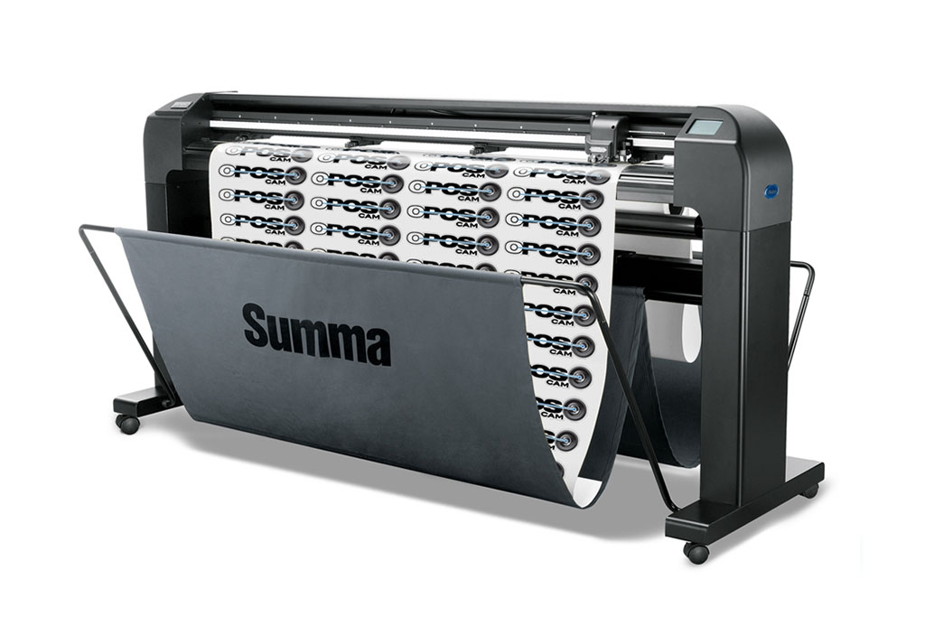 Summa DC4 printer Summa S2 140